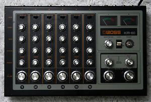 Looking for Boss KM-60 Mixer