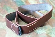 WW2 Leather Belt