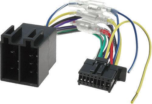 ISO Adapter Kabel für Pioneer DEH-3900BT DEH-X5900BT