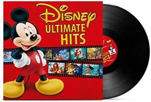 Disney Ultimate Hits - Various Artists (NEW 12