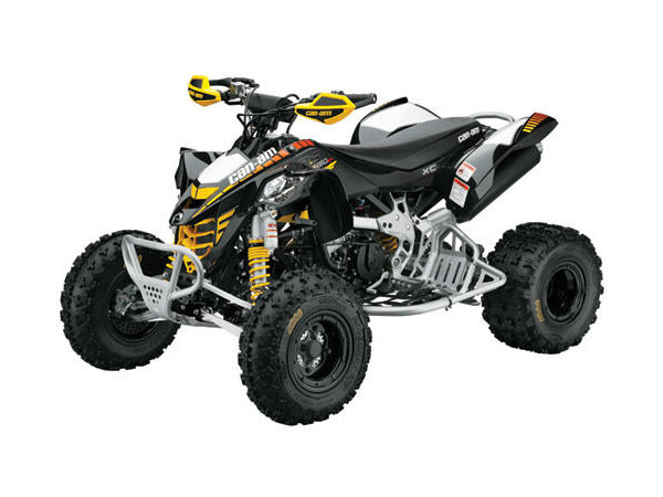 Used 2008 Can-Am DS 450 X