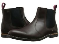Timberland M BROOK PARK CHELSEA, Brown Smooth