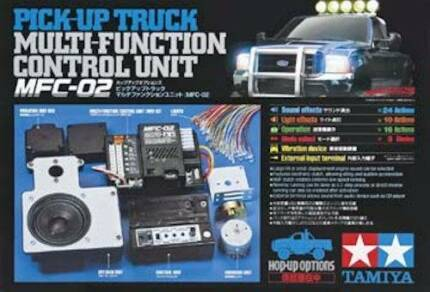 Tamiya Pickup Truck Multi-Function Control Unit MFC-02