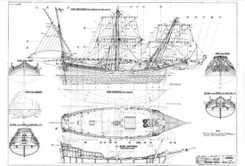 Model SHIP Plans | eBay