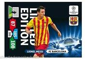 Messi Card