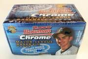 2012 Bowman Chrome Draft Set