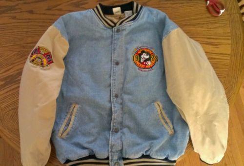 Mickey Mouse 1928 Jacket Ebay
