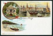 Russia Postcards Riga