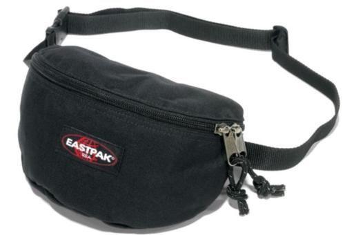 eastpak bauchtasche schwarz sporttaschen rucks cke ebay. Black Bedroom Furniture Sets. Home Design Ideas