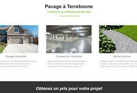 Pavage-Terrebonne (client référé au %) Visibilité entreprise