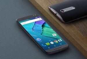 Motorola X Style Pure Edition
