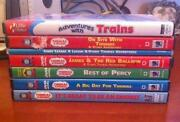 Thomas DVD Lot