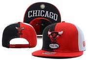 Red Chicago Bulls Hat