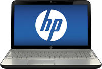 Beautiful HP Laptop,QuadCore 1.4GHz/6G/750G,Webcam,HDMI