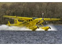 Loch Lomond Champagne Sea Plane experience - one ticket left