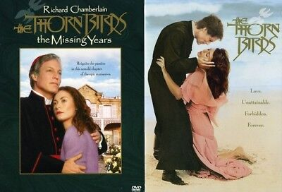 The Thorn Birds: The Complete Collection [New DVD] Back To Back Packaging, Rep