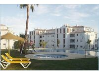 2 bed penthouse apartment near Marbella - stunning sea views!