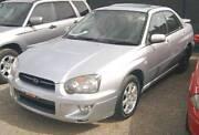 2005 Subaru Impreza GX AWD Sedan Mitchell Gungahlin Area Preview