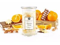 Imperial Candles Chocolate Orange- hidden jewel RRP £10 to £2,000!