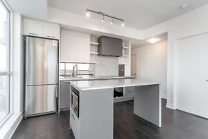 MANY DOWNTOWN 2 BEDROOM CONDOS AVAILABLE FOR RENT - MOVE IN ASAP