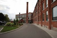 Stunning one-bedroom apartment available in historic Mill Lofts