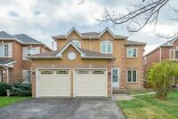 Ajax Renovated Detached 4+2 Bedroom, 5 Bathrooms Home For Sale!!