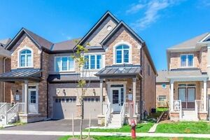 Beautiful & Bright Fully Upgraded Open Concept Semi Det. House!