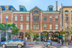 STUNNING RUSTIC 2 BED CONDO LOFT IN HISTORIC ST.LAWRENCE MARKET