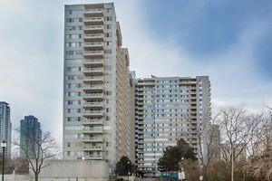 Impeccable Unit Comes With Brand New Tasteful Hardwood Floors