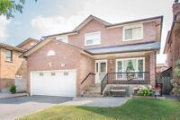 Stunning detached home in Vaughan - finished basement apartment