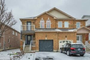 Semi-detached house for rent, close to Vaughan Mills, $2400