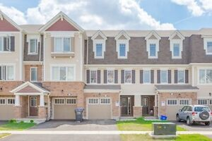 For Sale Freehold TownHome With Walk-Out Basement; 5% Down**