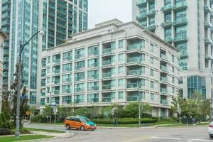 Charming Condo In Prime Location Of North York At Avondale Ave