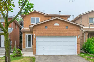 3 BR + 3 WR House For Rent: Kennedy + Bovaird Dr, Brampton