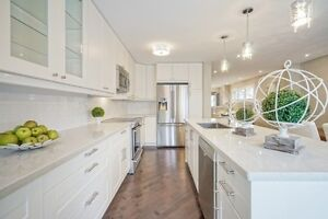 Completely Designed & Renovated From Top To Bottom