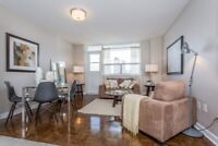 Upgraded Bachelor For Rent w/ In-Suite Laundry - Liberty Village