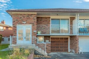 Above Ground Basement Apartment for Rent Islington & Steeles