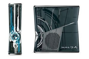 XBOX 360 - HALO 4: LIMITED EDITION CONSOLE ONLY - BRAND NEW