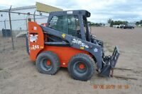 Thomas T245 Skid Steer
