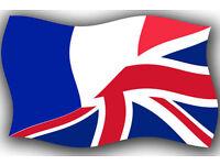 English-French translator available