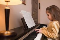 Piano Lessons - Red Deer - a few openings left