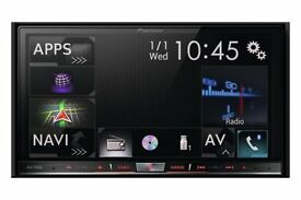 Pioneer AVIC60DAB Radio with Sat Nav, Bluetooth, DVD player etc.. for sale
