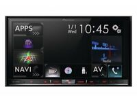Pioneer AVIC60DAB Radio with Sat Nav, Bluetooth, DVD player etc.. for sale