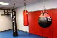 1 on 1 Boxing & Kickboxing. Group Training up to 4 people