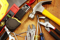 Handy Services - Furniture Assembly, TV Mounts, Electrical, etc.