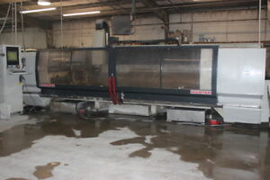 2007 Intermac Master 43 Stone & Glass CNC (#2002)