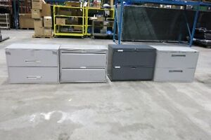 2DRAWERS LATERAL FILING CABINETS