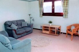 SPACIOUS TWO BEDROOMED TOP FLOOR, FULLY FURNISHED FLAT, INVERURIE CLOSE TO TOWN CENTRE.