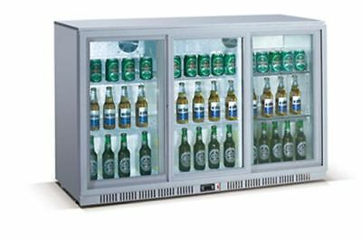 Kühlschrank Minibar Getränkekühlschrank Silber A Edelstahl Glastür 80l : Getränke kühlschrank buyitmarketplace.de