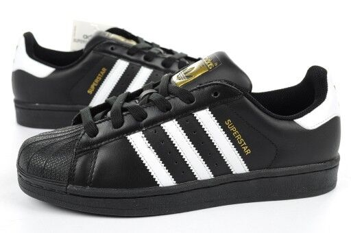 NEW IN THE BOX ADIDAS SUPERSTAR B27140 SHOES FOR WOMEN